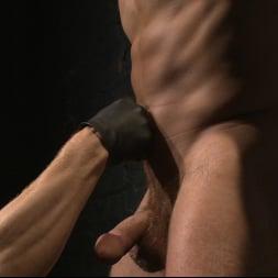 Jordan Boss in 'Kink Men' Straight Hunk Jordan Boss Mercilessly Beaten and Made to Cum (Thumbnail 10)