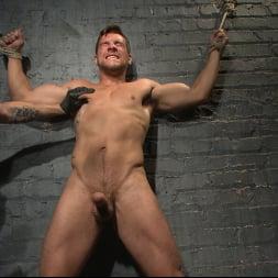 Jordan Boss in 'Kink Men' Straight Hunk Jordan Boss Mercilessly Beaten and Made to Cum (Thumbnail 11)