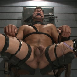 Jordan Boss in 'Kink Men' Straight Hunk Jordan Boss Mercilessly Beaten and Made to Cum (Thumbnail 27)