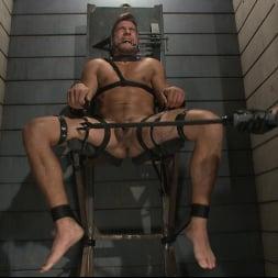 Jordan Boss in 'Kink Men' Straight Hunk Jordan Boss Mercilessly Beaten and Made to Cum (Thumbnail 28)
