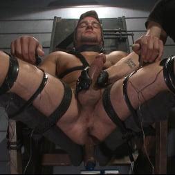 Jordan Boss in 'Kink Men' Straight Hunk Jordan Boss Mercilessly Beaten and Made to Cum (Thumbnail 30)