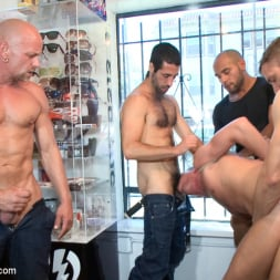 Jordan Foster in 'Kink Men' Fresh Southern meat gets used in a clothing store (Thumbnail 28)