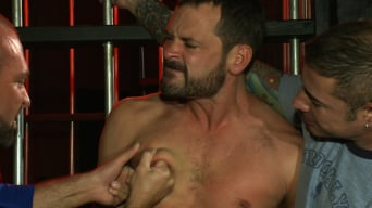 Josh West in 'Inside Mack Prison - Sex Club'