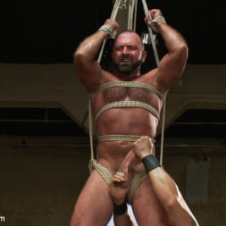 Josh West in 'Kink Men' Single tail, Electricity and Suspension - Live Shoot (Thumbnail 8)
