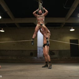 Josh West in 'Kink Men' Single tail, Electricity and Suspension - Live Shoot (Thumbnail 9)