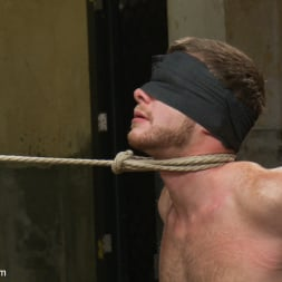 Josh West in 'Kink Men' Single tail, Electricity and Suspension - Live Shoot (Thumbnail 10)
