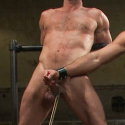 Josh West in 'Kink Men' Single tail, Electricity and Suspension - Live Shoot (Thumbnail 13)