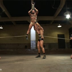 Josh West in 'Kink Men' Single tail, Electricity and Suspension - Live Shoot (Thumbnail 17)