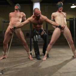 Josh West in 'Kink Men' Single tail, Electricity and Suspension - Live Shoot (Thumbnail 18)