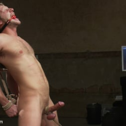 Josh West in 'Kink Men' Single tail, Electricity and Suspension - Live Shoot (Thumbnail 21)