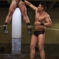 Josh West in 'Kink Men' Single tail, Electricity and Suspension - Live Shoot (Thumbnail 22)