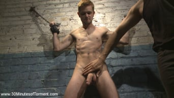 Joshua James in 'New Sub Joshua James Faces Brutal Challenges Head On'