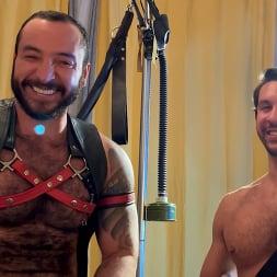 Julian Torres in 'Kink Men' Holiday Stuffing: Seth Santoro Fists Hairy Stud Julian Torres (Thumbnail 14)