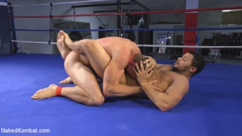 Kaden Alexander in 'Hot newcomer Pierce Hartman challenges Kaden Alexander'