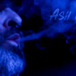 Kristofer Weston in 'Kink Men' ASH PIGS: Cigar Smoking Leather Daddy Breaks in His Hairy Muscle Slave (Thumbnail 1)