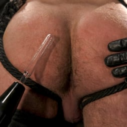 Kristofer Weston in 'Kink Men' ASH PIGS: Cigar Smoking Leather Daddy Breaks in His Hairy Muscle Slave (Thumbnail 13)