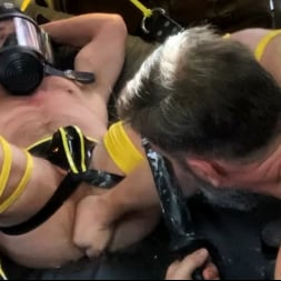 Kristofer Weston in 'Kink Men' Ties Up Mike Gaite and Torments His Hairy Hole (Thumbnail 6)