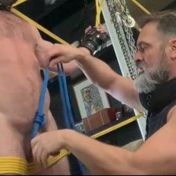Kristofer Weston in 'Kink Men' Milking Mike Gaite (Thumbnail 10)