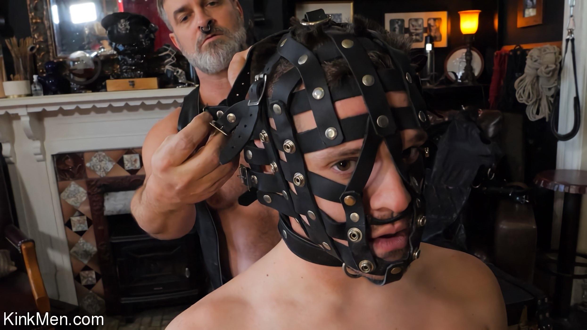Kink Men 'The Suffering of Scott Ryder: Part Two' starring Kristofer Weston (Photo 1)