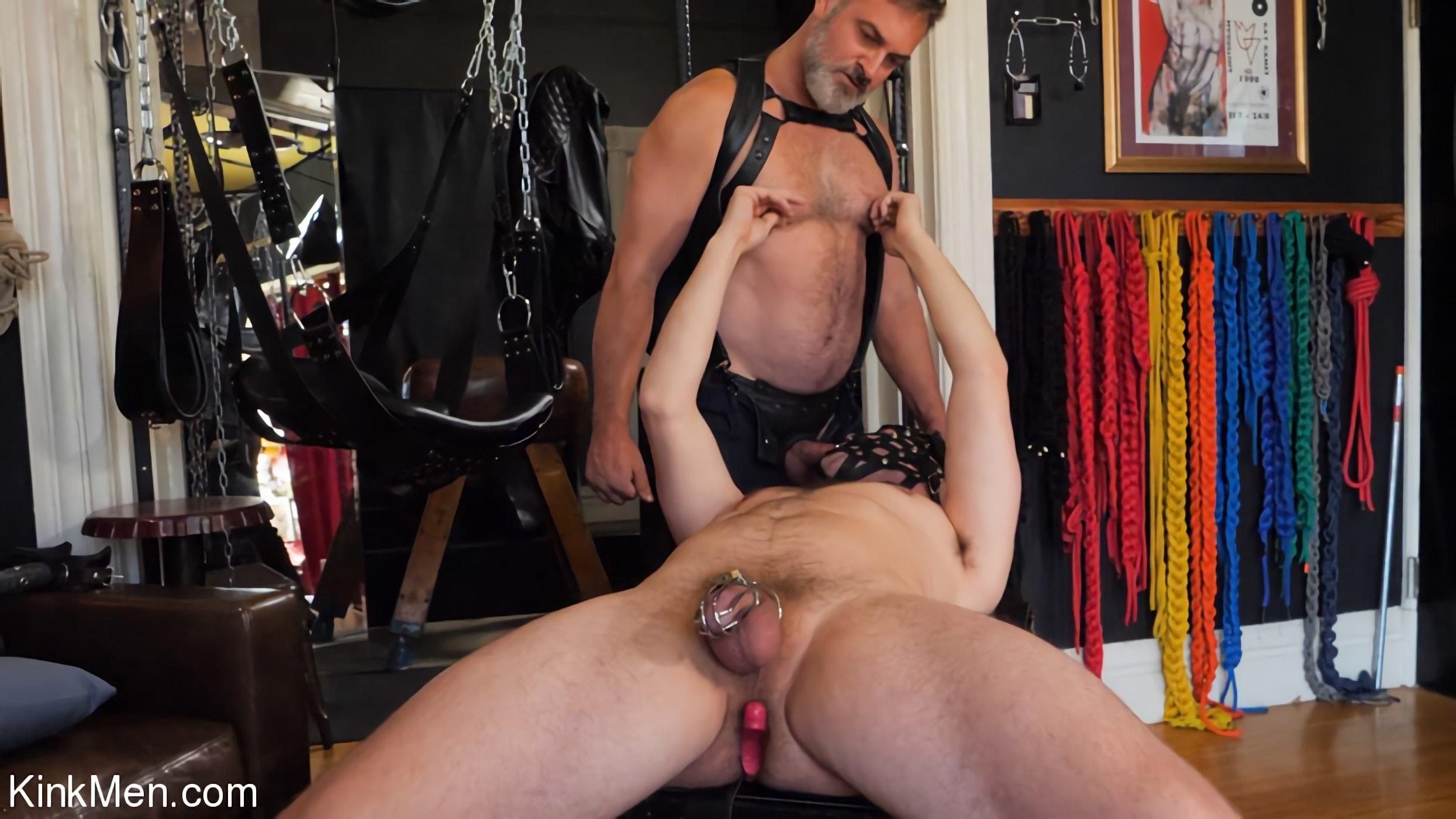 Kink Men 'The Suffering of Scott Ryder: Part Two' starring Kristofer Weston (Photo 19)