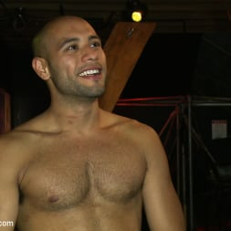 Leo Forte in 'Kink Men' Play Party at SF Citadel (Thumbnail 6)