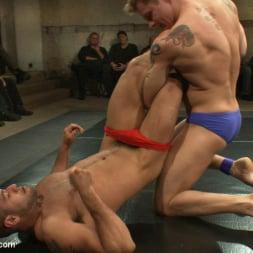 Leo Forte in 'Kink Men' Trent Diesel and Sebastian Keys vs Leo Forte and DJ Live Match (Thumbnail 1)