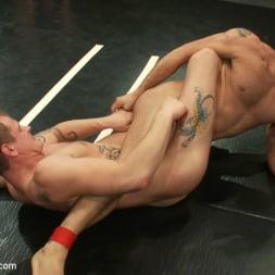 Leo Forte in 'Kink Men' Trent Diesel and Sebastian Keys vs Leo Forte and DJ Live Match (Thumbnail 7)