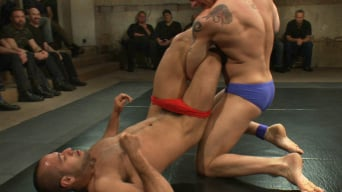 Leo Forte in 'Trent Diesel and Sebastian Keys vs Leo Forte and DJ Live Match'