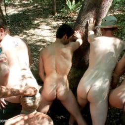 Logan Stevens in 'Kink Men' You shore got a purdy mouth boy... (Thumbnail 4)