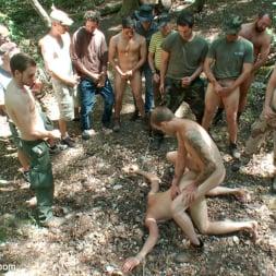 Logan Stevens in 'Kink Men' You shore got a purdy mouth boy... (Thumbnail 28)
