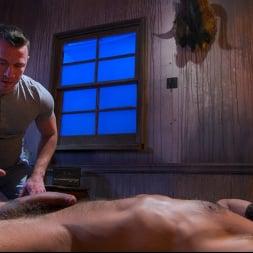 Mac Savage in 'Kink Men' Housebroken: Beefy Underwear Pervert Breaks Into The Wrong House (Thumbnail 3)