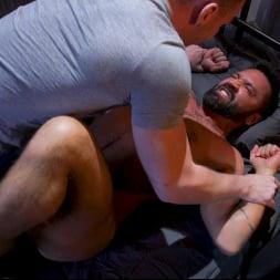 Mac Savage in 'Kink Men' Housebroken: Beefy Underwear Pervert Breaks Into The Wrong House (Thumbnail 4)