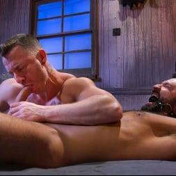 Mac Savage in 'Kink Men' Housebroken: Beefy Underwear Pervert Breaks Into The Wrong House (Thumbnail 7)