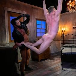 Mac Savage in 'Kink Men' Housebroken: Beefy Underwear Pervert Breaks Into The Wrong House (Thumbnail 15)