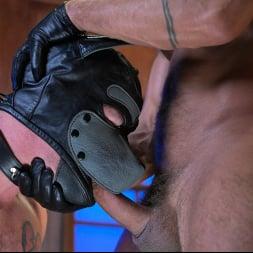 Mac Savage in 'Kink Men' Housebroken: Beefy Underwear Pervert Breaks Into The Wrong House (Thumbnail 20)