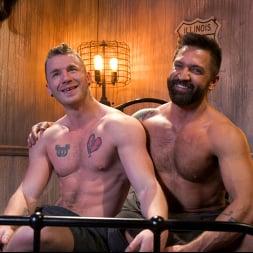 Mac Savage in 'Kink Men' Housebroken: Beefy Underwear Pervert Breaks Into The Wrong House (Thumbnail 29)