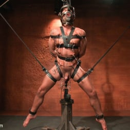 Master Avery in 'Kink Men' Dominic Pacifico in Bondage Hell (Thumbnail 4)