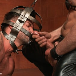 Master Avery in 'Kink Men' Dominic Pacifico in Bondage Hell (Thumbnail 8)