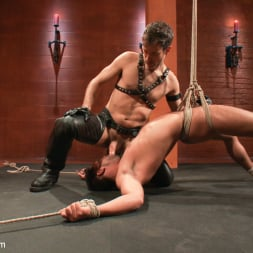 Master Avery in 'Kink Men' Dominic Pacifico in Bondage Hell (Thumbnail 14)