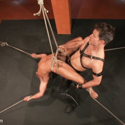 Master Avery in 'Kink Men' Dominic Pacifico in Bondage Hell (Thumbnail 17)