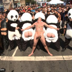 Master Avery in 'Kink Men' Naked Pandas Trick or Treat - Just in time for Halloween (Thumbnail 24)