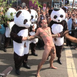 Master Avery in 'Kink Men' Naked Pandas Trick or Treat - Just in time for Halloween (Thumbnail 25)