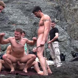 Micah Andrews in 'Kink Men' Sex on The Beach (Thumbnail 9)