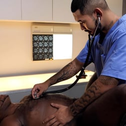 Micah Martinez in 'Kink Men' Standard Procedure: Micah Martinez Fisted And Fucked RAW by Jon Darra (Thumbnail 4)