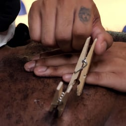 Micah Martinez in 'Kink Men' Standard Procedure: Micah Martinez Fisted And Fucked RAW by Jon Darra (Thumbnail 13)