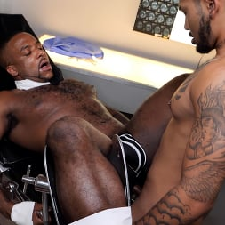 Micah Martinez in 'Kink Men' Standard Procedure: Micah Martinez Fisted And Fucked RAW by Jon Darra (Thumbnail 19)