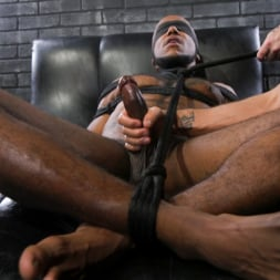 Micah Martinez in 'Kink Men' The Curious PA: Newbie Micah Martinez gets taught a lesson! (Thumbnail 5)