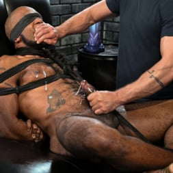Micah Martinez in 'Kink Men' The Curious PA: Newbie Micah Martinez gets taught a lesson! (Thumbnail 8)