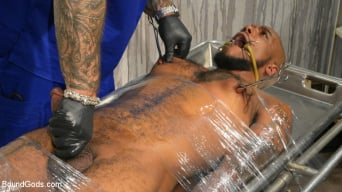 Micah Martinez in 'The UnorthoDoc: Jason Collins Hits Micah Martinez With BDSM Therapy'