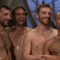 Morgan Black in 'Kink Men' Hikers or Spies - The audience hands out the verdict (Thumbnail 4)